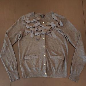 Ann Taylor Bow Sweater